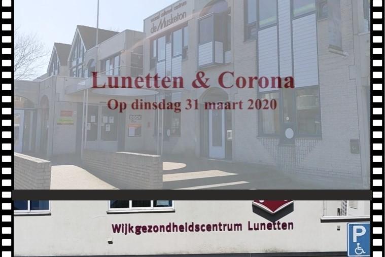 """Video """"Lunetten en Corona"""""""